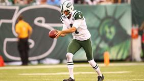 Eagles have signed former Jets punter Ryan Quigley