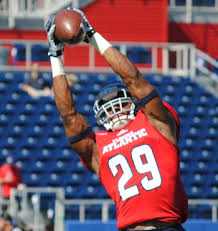 FAU safety Sharrod Neasman will attend the Dolphins local day