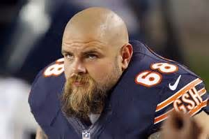 Could the Bears move on from the 30 year old Matt Slauson