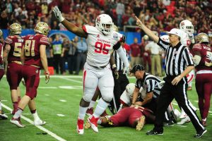 University of Houston defensive tackle Tomme Mark will visit the Texans