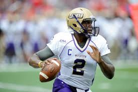 James Madison quarterback Vad Lee had a workout yesterday with a team from the AFC East