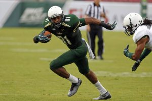 Former USF WR Andre Davis has been signed by the Buccaneers