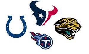 Jaguars and Titans keep getting better.  Eventually this will be their division