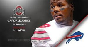 Bills Cardale Jones loves his new head coach like family