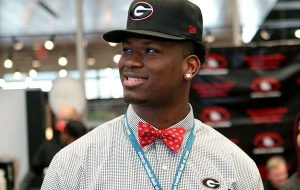 Georgia defensive end Chauncey Rivers was arrested for drug possession