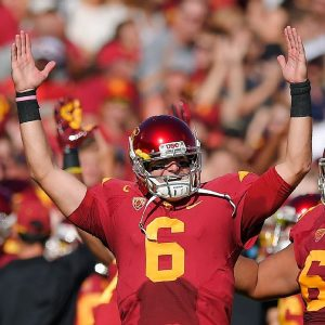 USC quarterback Cody Kessler will compete for a starting spot in Cleveland