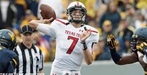 Former Texas Tech quarterback Davis Webb is transferring to Cal