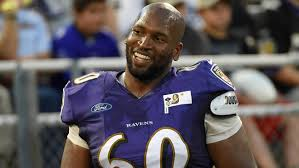 Ravens offensive lineman Eugene Monroe donates 80,000 dollars to marijuana research