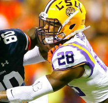 Eagles draft pick Jalen Mills should be quiet, because he is not helping himself
