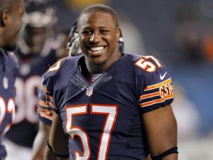 Lions have traded for LB Jon Bostic