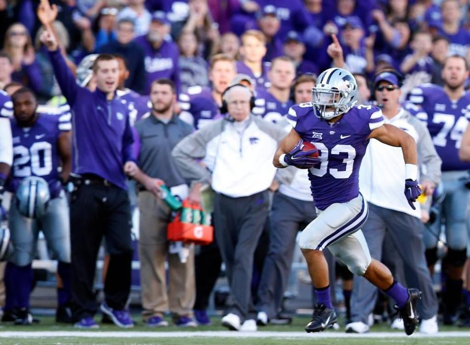 Kansas State cornerback Morgan Burns has retired from the NFL