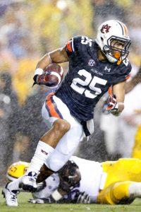 Auburn RB Peyton Barber was one of 30 underclassmen that were not selected in the NFL Draft