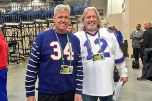 Rex and Rob Ryan have been talking mad trash. Hopefully they can back it up