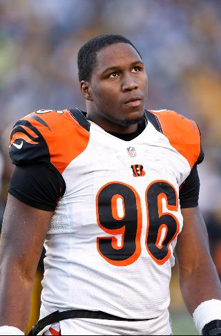 Bengals pass rusher Carlos Dunlap wants to break Michael Strahan's record