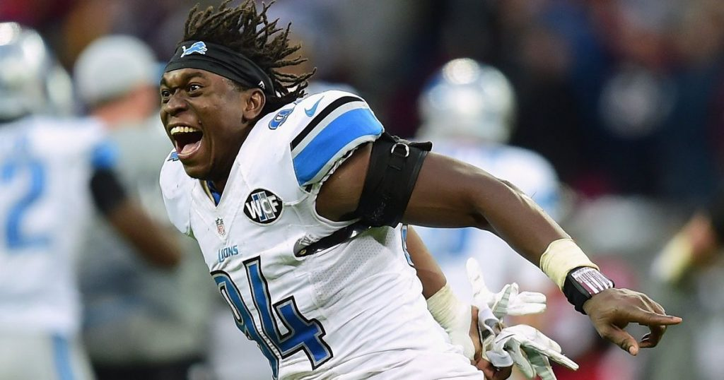 Lions pass rusher Ziggy Ansah has coaches talking 20 sacks.