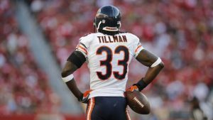 Charles Tillman will join Fox Pre Game Show