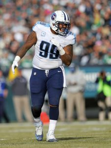Titans defensive lineman Jurrell Casey worked at Hardee's