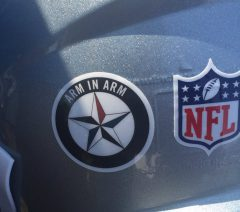 NFL denies the Arm and Arm decal the Cowboys wanted to wear to support the Police