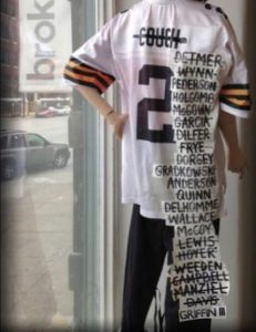 designer fashion 6636b e96dc rg3 browns jersey