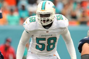 Chris McCain has been traded to the Saints