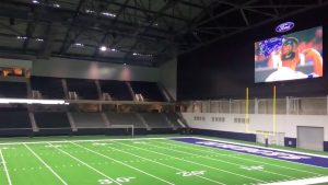 Cowboys new mini stadium will bring the team home for training camp
