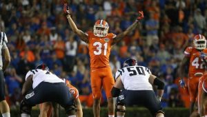 Jalen Tabor has been suspended the first game of the year