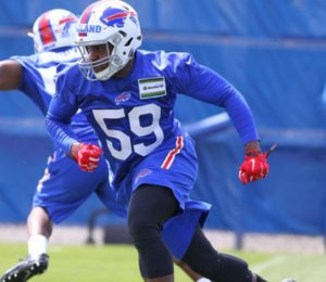 Bills may be in the need of a linebacker or two