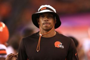 Browns have a very solid wide out in Terrelle Pryor