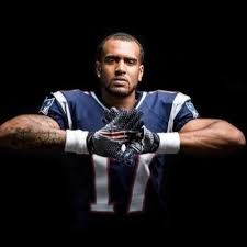 Former Patriots wide out Aaron Dobson worked out with the Eagles today