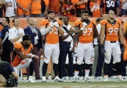 Brandon Marshall took a knee and now he is getting more backlash than Kaepernick