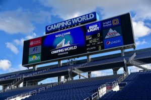 Orlando is hosting the ACC Championship game