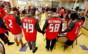 Buccaneers have signed LB Josh Keyes