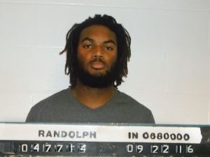Indiana University football player was arrested for child molestation