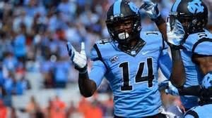 Lions have re-signed former UNC WR Quinshad Davis