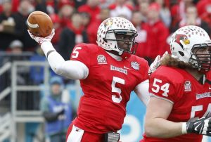 Illinois State former QB Tre Roberson is back with the Vikings on their PS