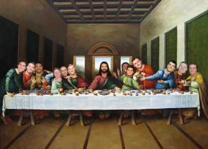 Charlie Whitehurst is Clipboard Jesus