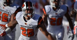 Oregon State defensive backfield is solid and Devin Chappell is playing lights out