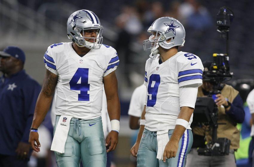 Will Jerry Jones pick Tony Romo or Dak Prescott as his starter when Romo is healthy?