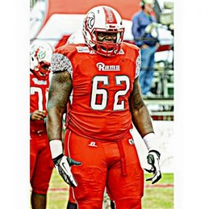 Jac'que Polite is a tough lineman with a bad ass blocking style. He reminds me of a bigger Richie Incognito