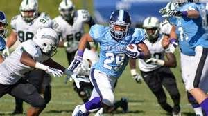 USD running back Jonah Hodges is a beast. He can play as a scat back in the NFL