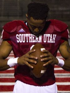 Southern Utah defensive back Josh Thornton is special. He is a big time play maker