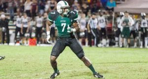Stetson University safety Donald Payne is a beast and one of my favorites
