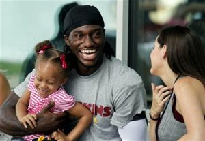 Rebecca Liddicoat wants RG3 to pay for her Legal Fees