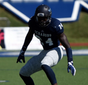 Zachary Franklin of Washburn is a physical corner that is good in press coverage
