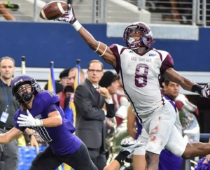 Davontae Merriweather is a game changer in the secondary for the WTAMU defense