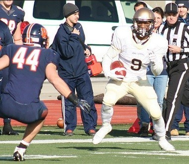 Marshall Howell is a playmaker from John Carroll who helped beat Mount Union this past week