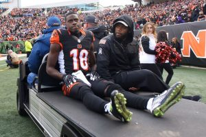 Bengals star wide out could miss the rest of the season
