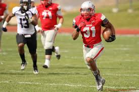 Austin Ekeler is a complete player for Western State. I love this kids breakaway ability