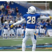 Braylyn Cook is dominating the FCS in pass break ups. He is a machine for Morehead State