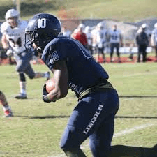 Bryson Winfrey of Lincoln University is a game changer